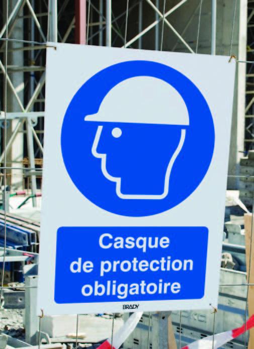 Panneaux de signalisation et sécurité Pratic Buro