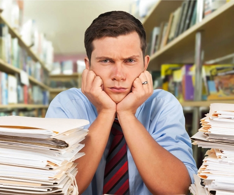 Économiser du temps en recherche de documents avec la GED