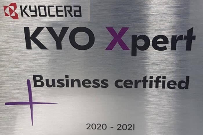 Pratic Buro certifié KYO XPERT